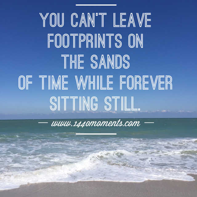 How to Leave Your Footprint