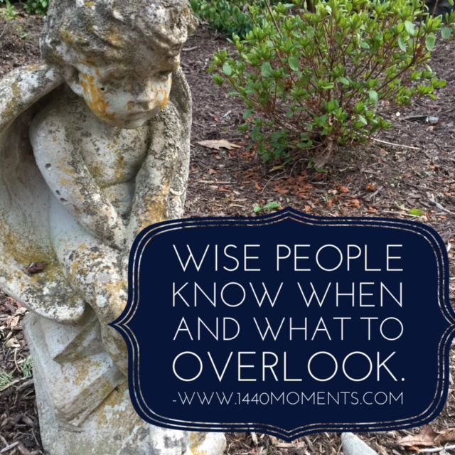 What Wise People Do Differently…
