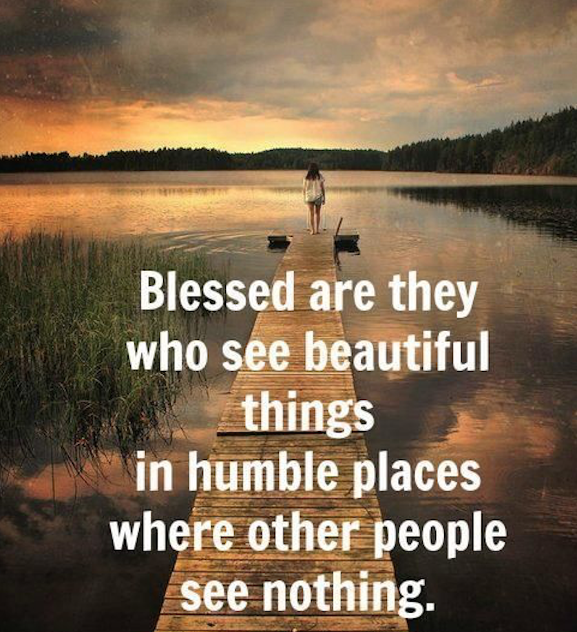 Humble Blessings