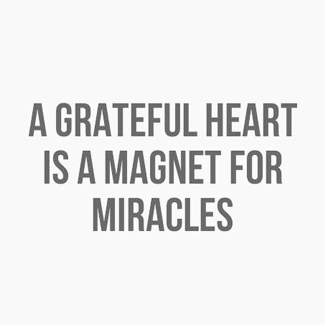 Attract Your Own Miracle...