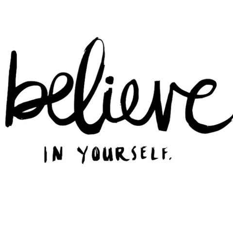 Believe While Others Are Doubting