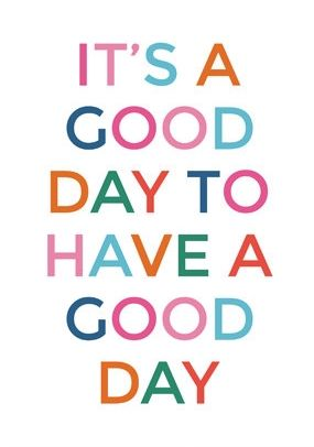 Have a good day.