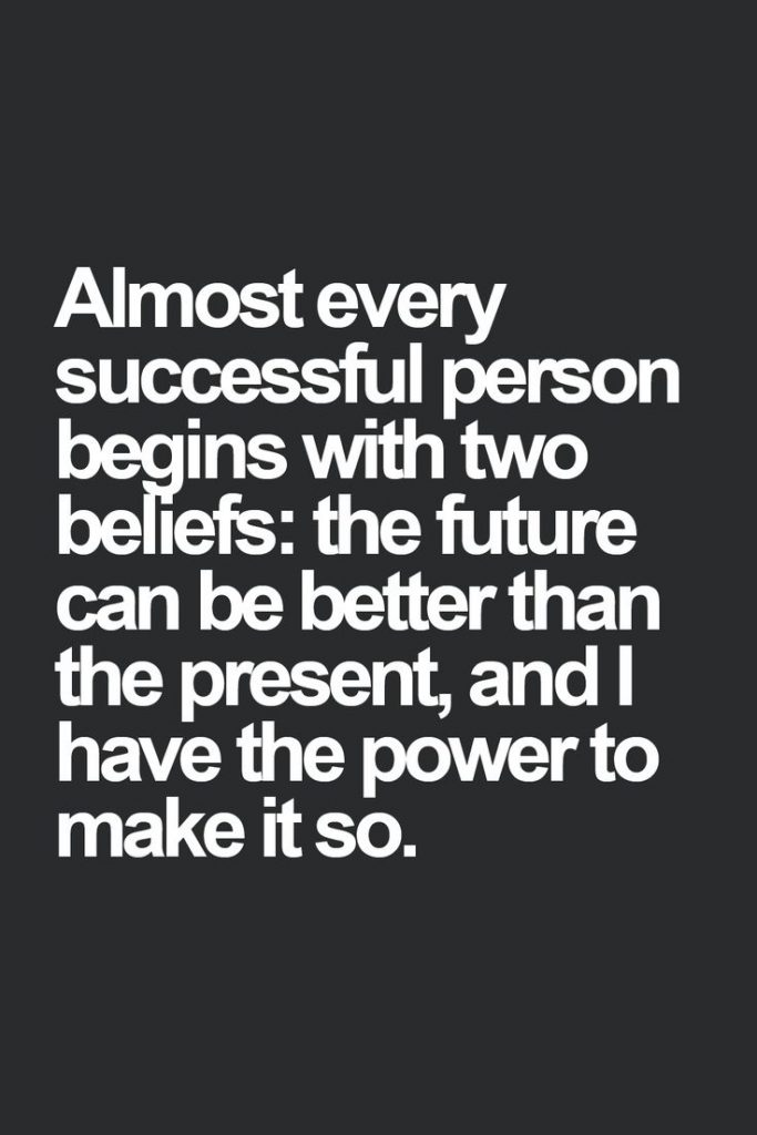 2 Success Beliefs